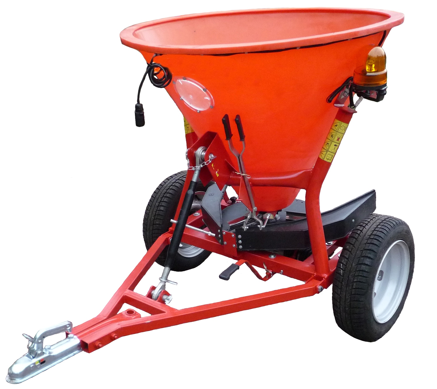PROFESSIONAL SALT SPREADER 1/4 Ton capacity