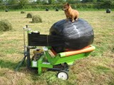 MINI BALE WRAPPER (HIGH SPEED)  SELF (engine) PROPELLED